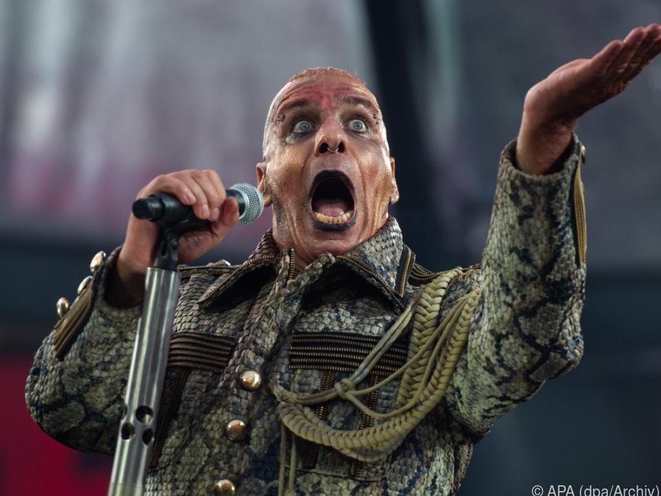Ob und wie die geplante Rammstein-Tour stattfindet, war unklar