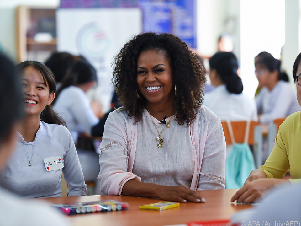 Obama setzt sich für Bildung von Mädchen ein