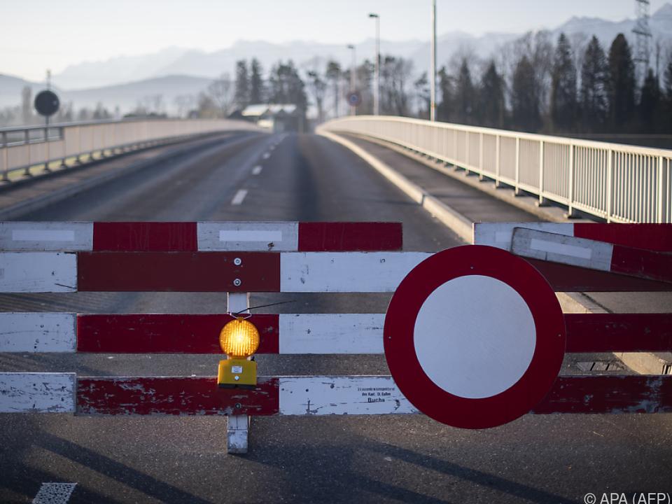 Österreich beschließt weitere Grenzkontrollen