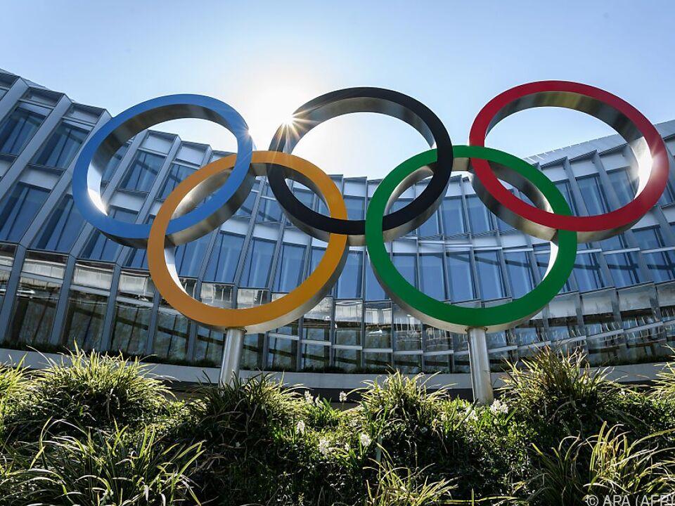 Olympia 2020 wurde auf 2021 verschoben