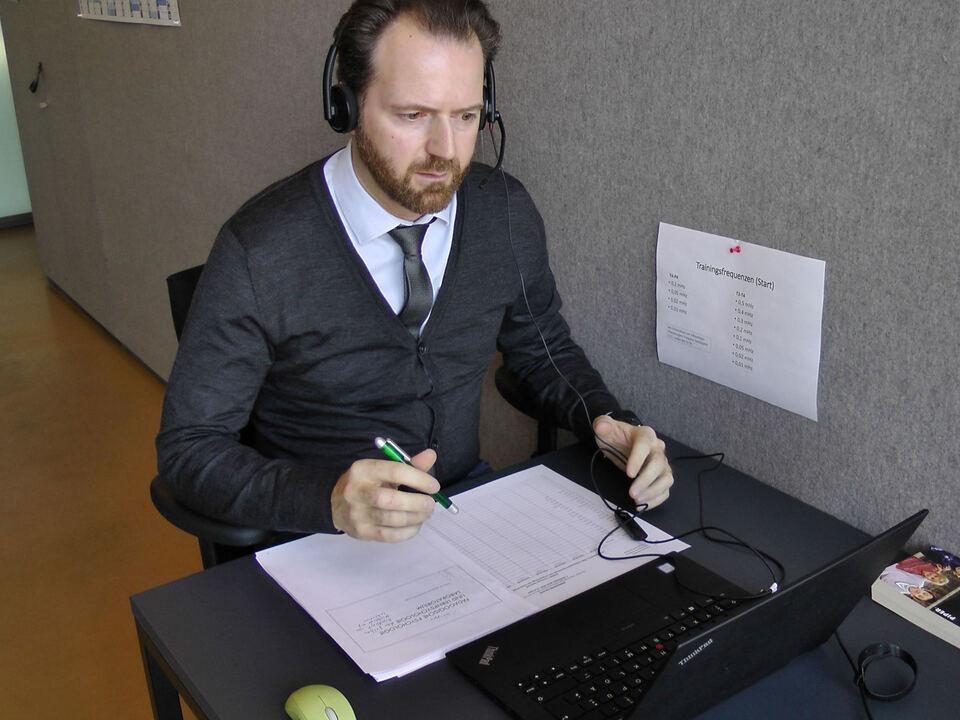 Online-Vorlesung Prof. Reinhard Tschiesner