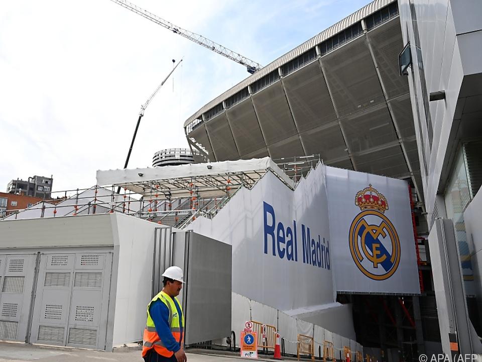Real Madrid unter Quarantäne