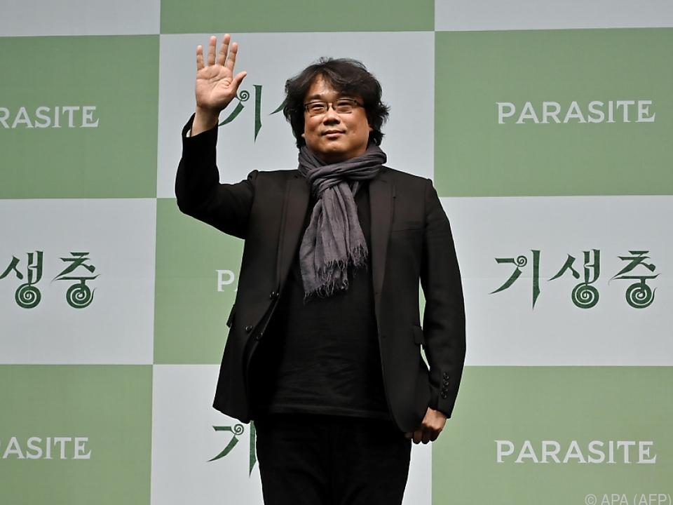 Regisseur Bong Joon-ho gelang mit \