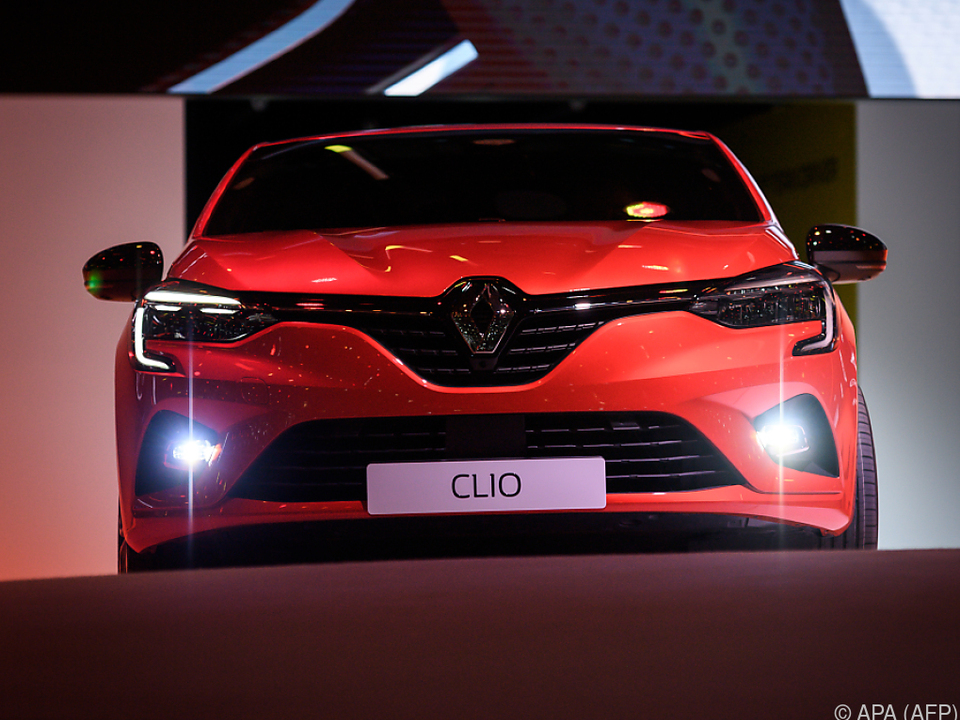 Renault Clio fordert VW heraus