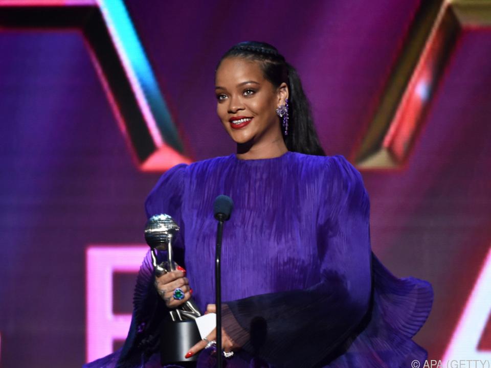 Rihanna will drei bis vier Kinder haben