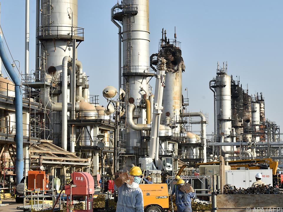 Saudi-arabischer Öl-Konzern Aramco senkt Ölpreis