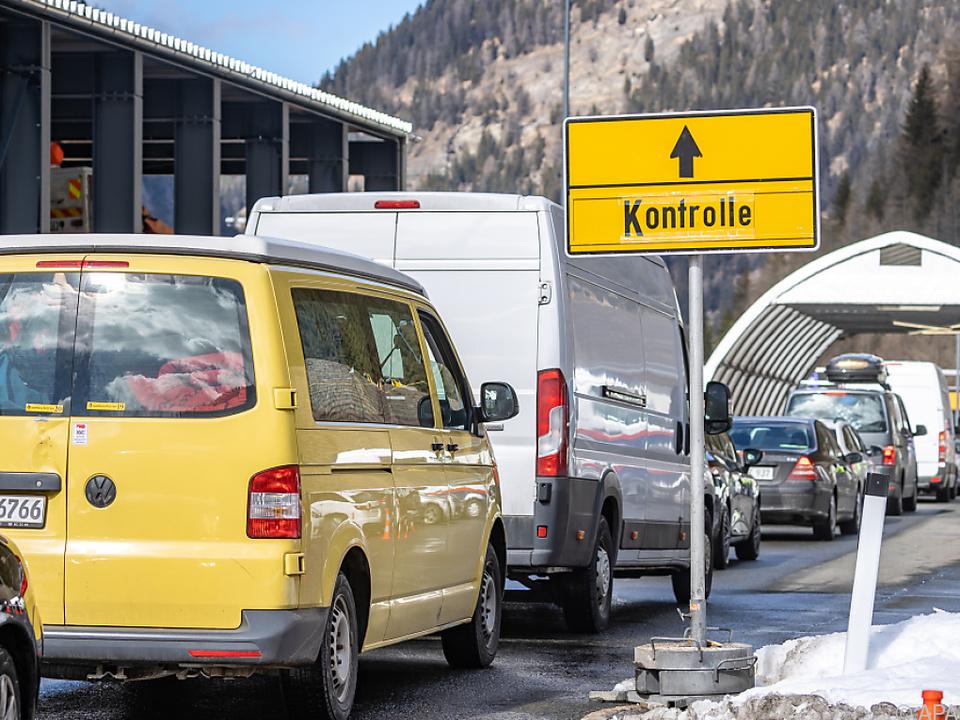 Scharfe Kritik aus Italien an den Grenzkontrollen