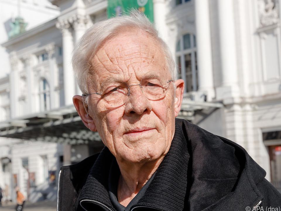 Schauspieler Rolf Becker wird 85