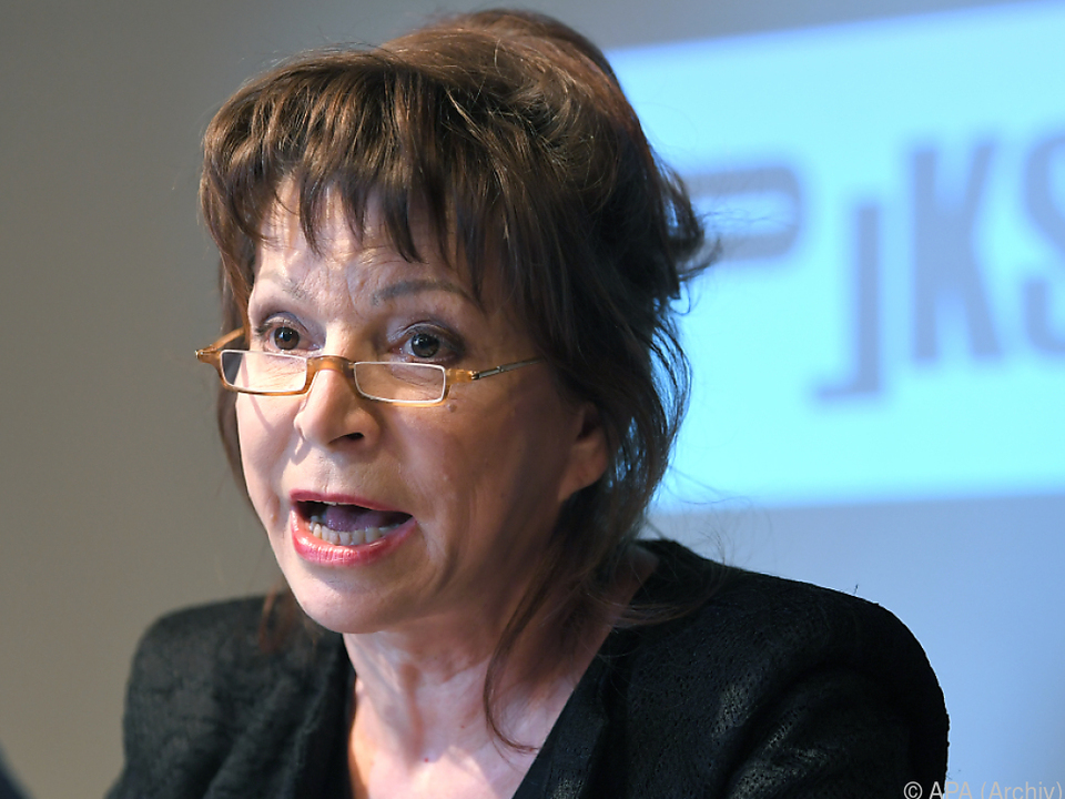 Scheidende Volkstheater-Intendantin Anna Badora