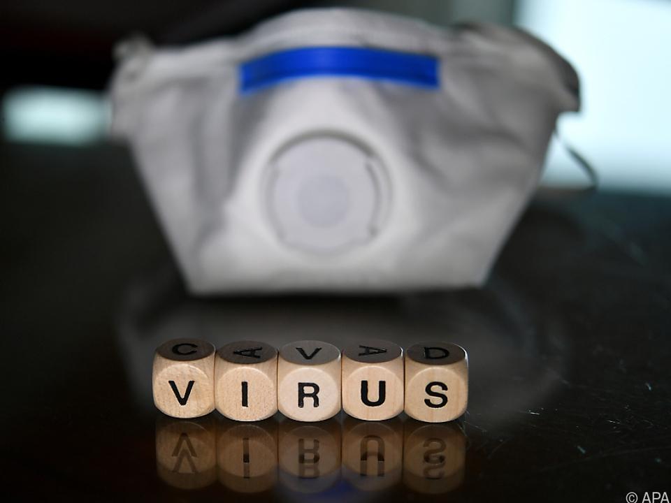 Schutzmasken helfen nur bedingt gegen das Coronavirus