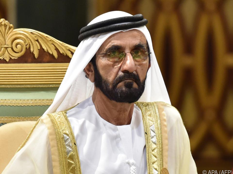 Schwere Vorwürfe gegen den Emir von Dubai