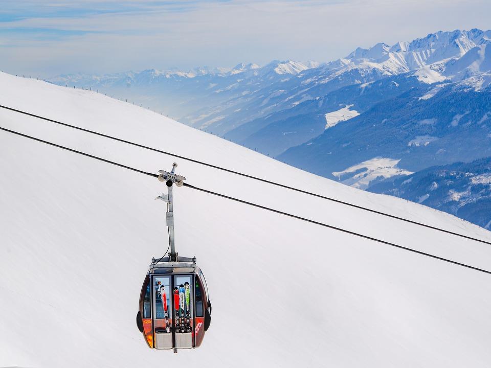 Ski Seilbahn