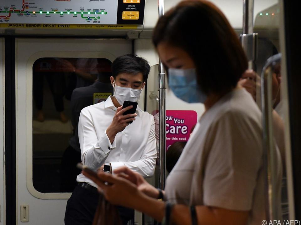 Standortdaten sammeln, um Verlauf der Pandemie vorherzusagen
