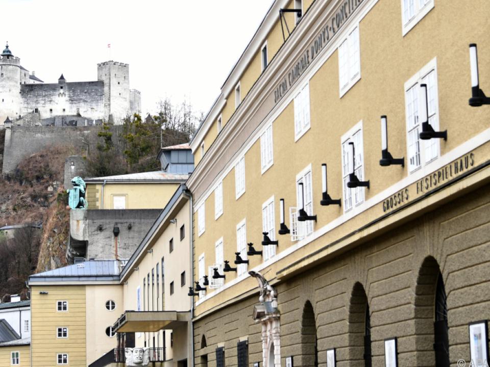 Stopp für die Salzburger Osterfestspiele
