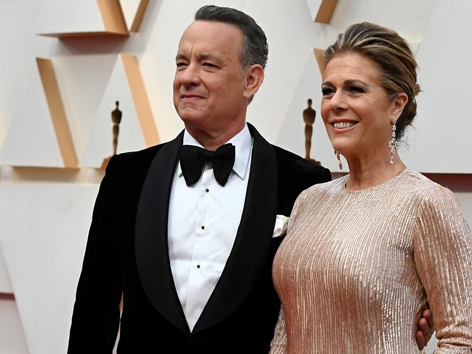 Tom Hanks gehörte zu den ersten infizierten Stars