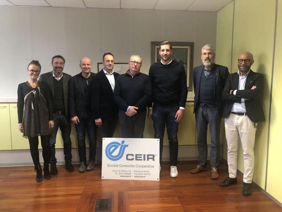 Treffen mit CEIR