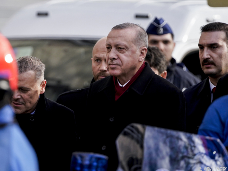 Türkischer Präsident Erdogan setzt die EU weiter unter Druck