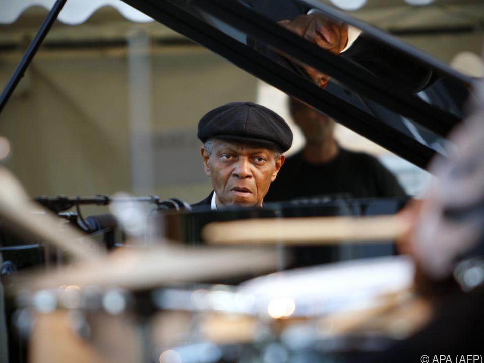Tyner war etwa mit Jazz-Legende John Coltrane aufgetreten