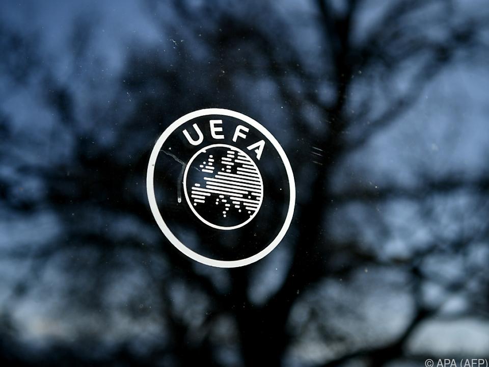 UEFA berät über weiteres Vorgehen angesichts der Coronavirus-Krise