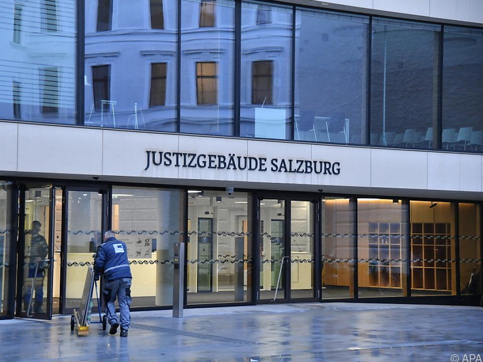 Verhandelt wird im Salzburger Landesgericht