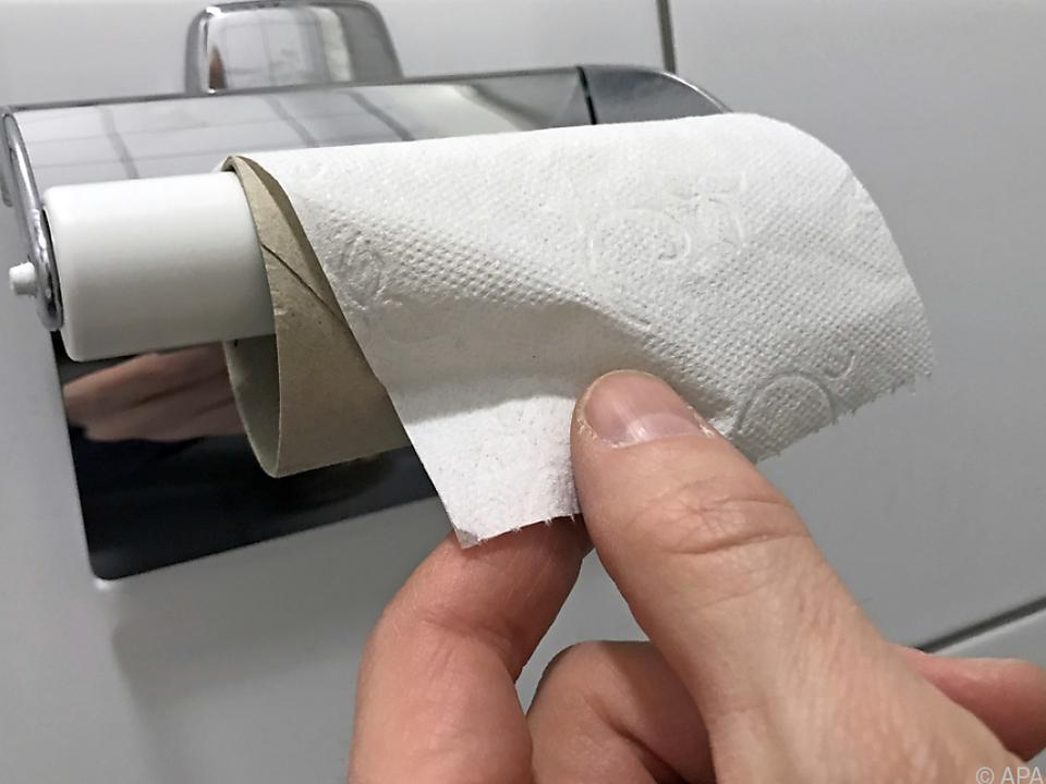 wc toilettenpapier klo sym Vor Corona machte man sich eigentlich keine Gedanken über Klopapier