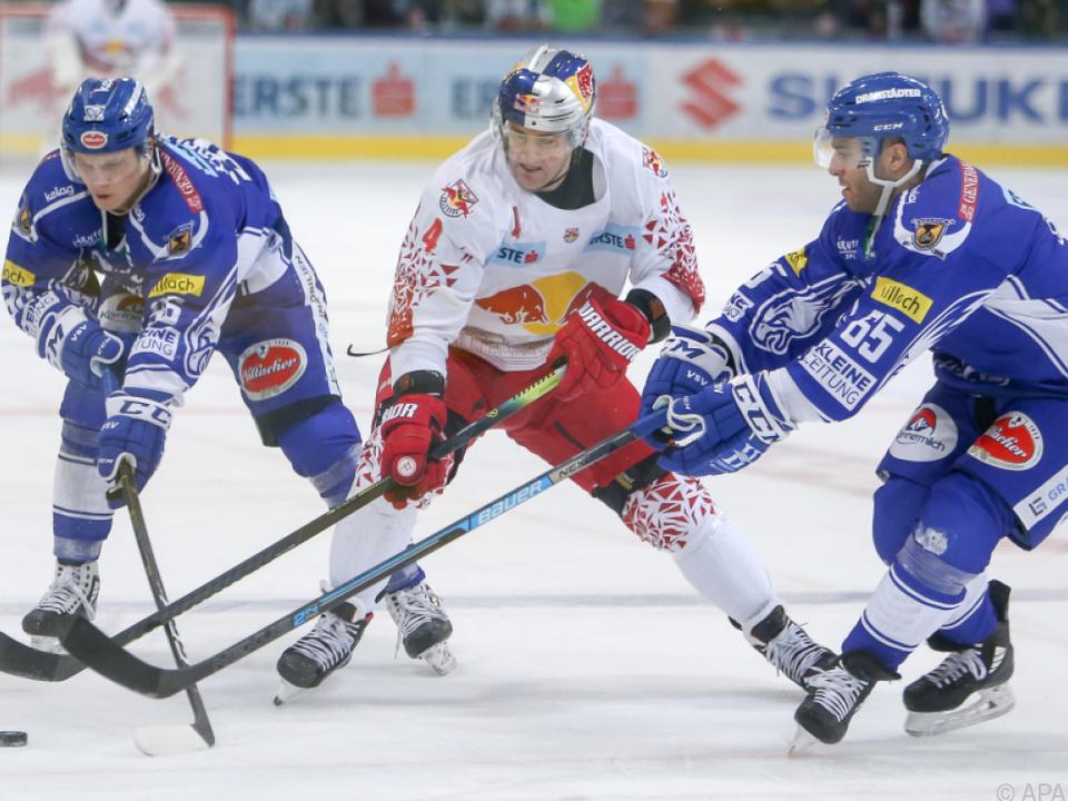 VSV schlug Salzburg mit 2:1