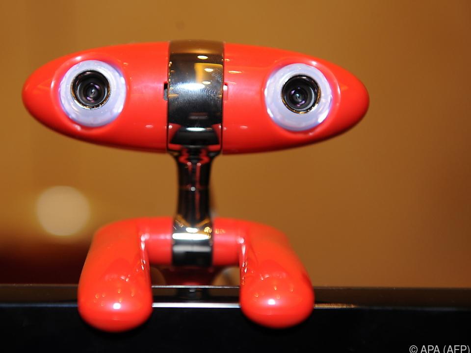 Webcams als Strategie gegen die Gefahr der Vereinsamung