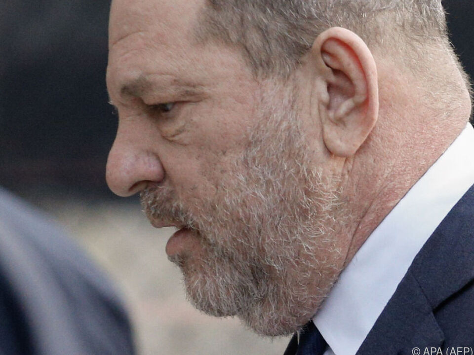 Weinstein leidet unter Herzproblemen