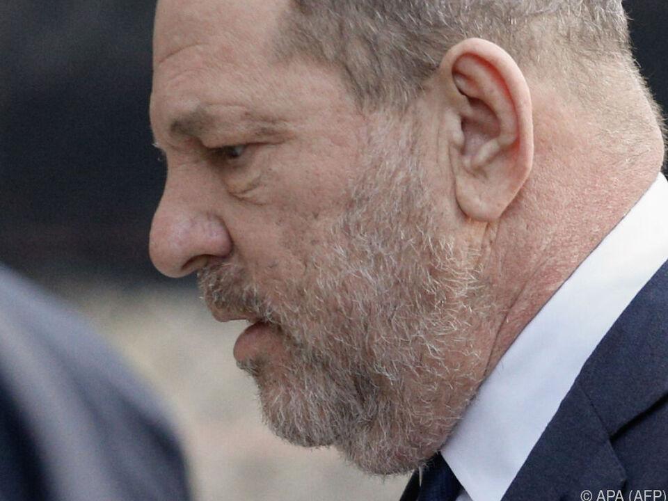 Weinsteins Sprecherin konnte das zunächst nicht bestätigen