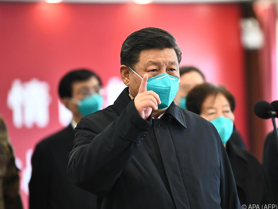 Xi Jinping sprach von einem Wendepunkt