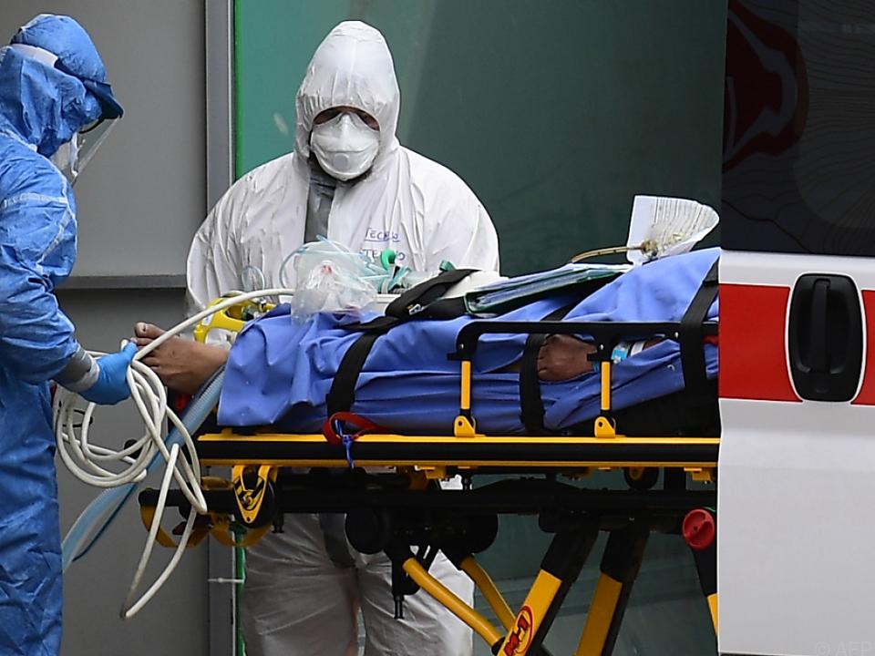 Zahl der Infizierten und Toten stieg langsamer als zuletzt