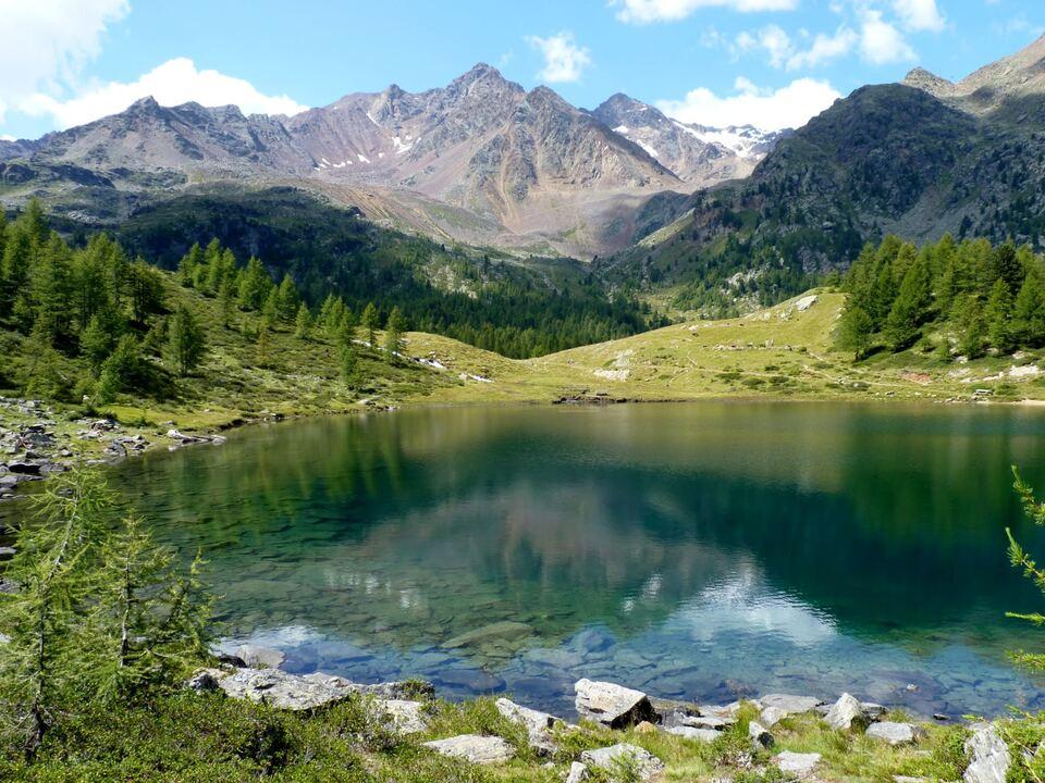 Auch ein Teil der Gemeinde Ulten - im Bild der Fischersee - liegt im Nationalpark Stilfserjoch. Nun hat die Landesregierung den neuen Führungsausschuss ernannt. ( 1064745_4_Ulten-Fischersee-Cinzia_Zanelli