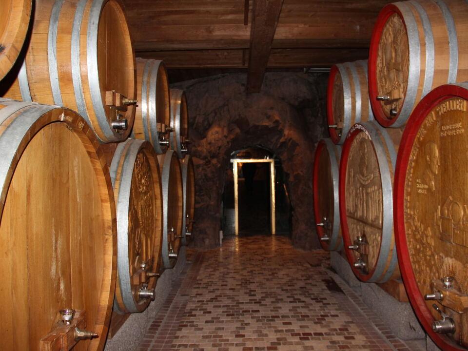 Weinfässer Weinwirtschaft Landwirtschaft