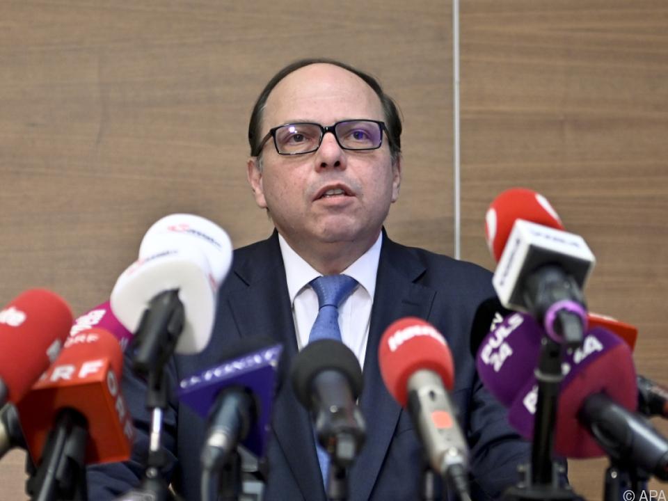 Ärztekammerpräsident Thomas Szekeres