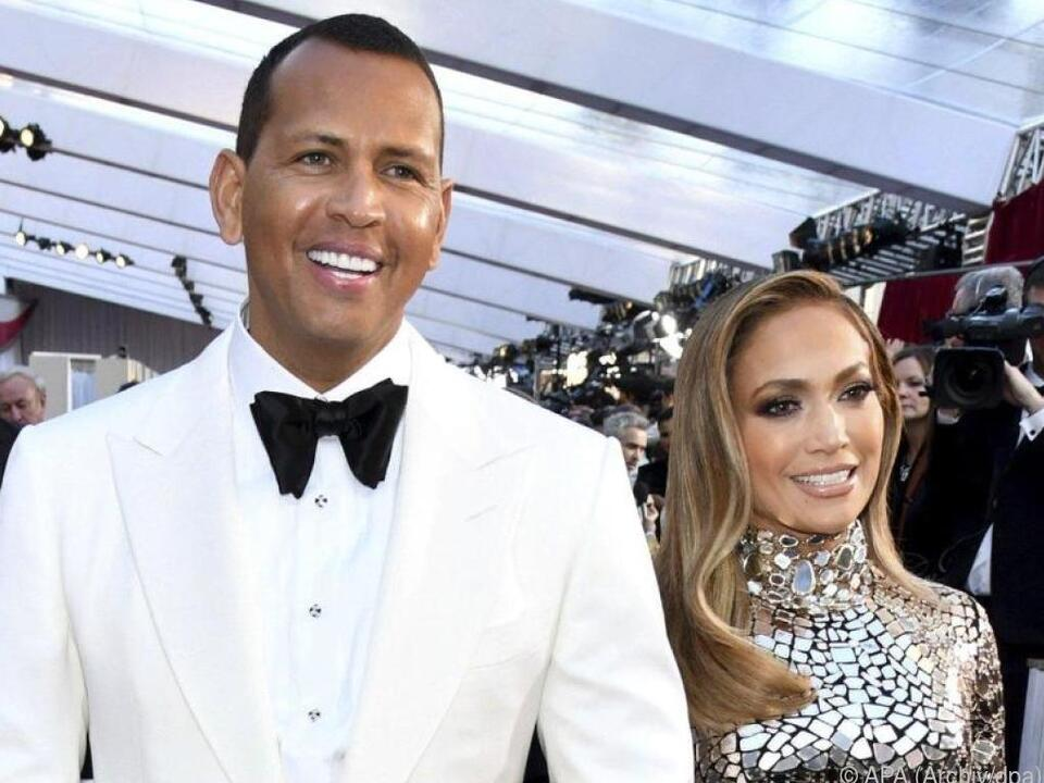 Alex Rodriguez: Drive-Through-Hochzeit mit Jennifer Lopez?