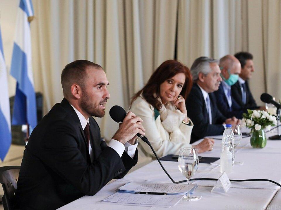 Argentinien machte Gläubigern Angebot für Schuldenschnitt