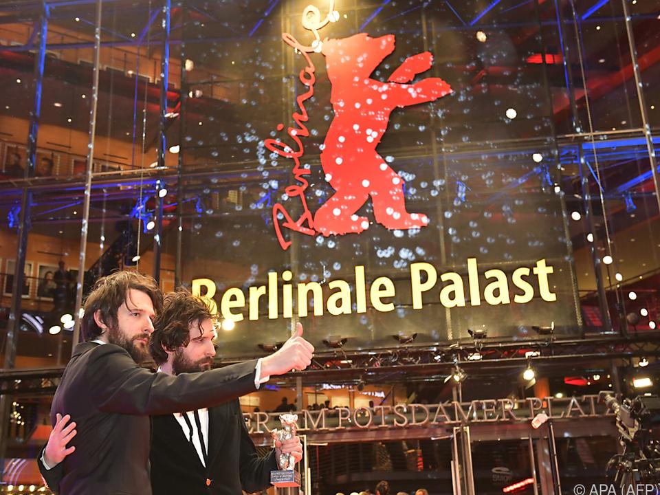 Auch die Berlinale beteiligt sich an der Aktion