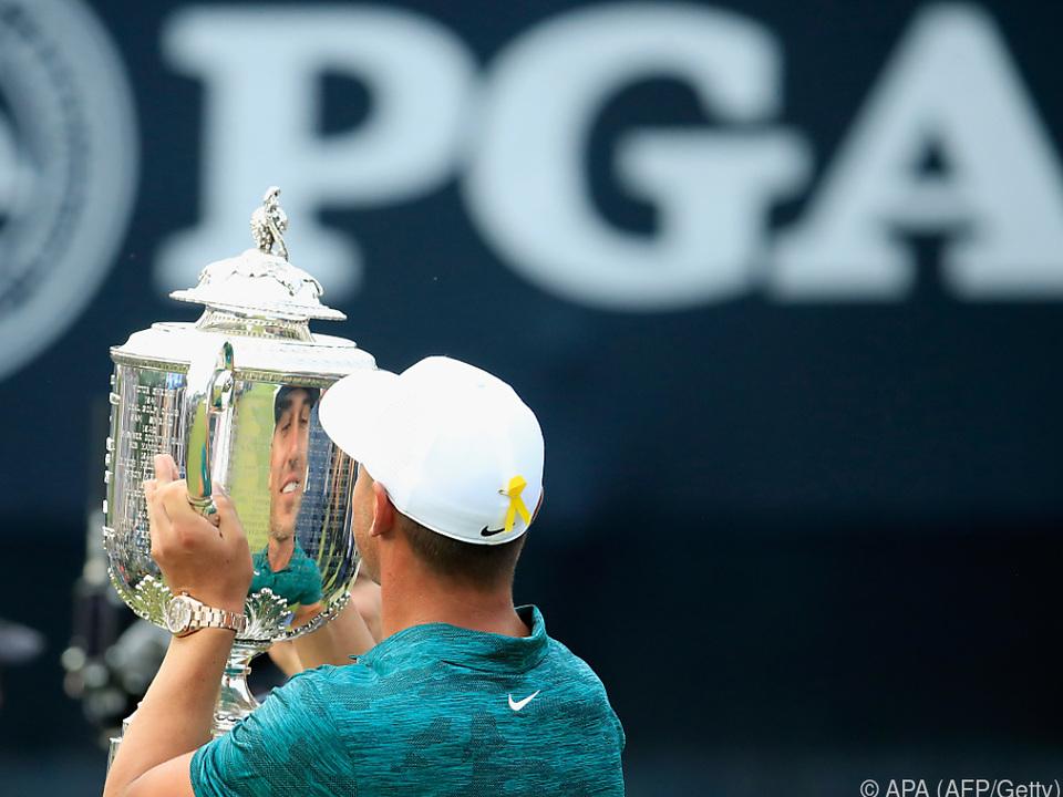 Auf der US PGA Tour soll bald wieder gegolft werden