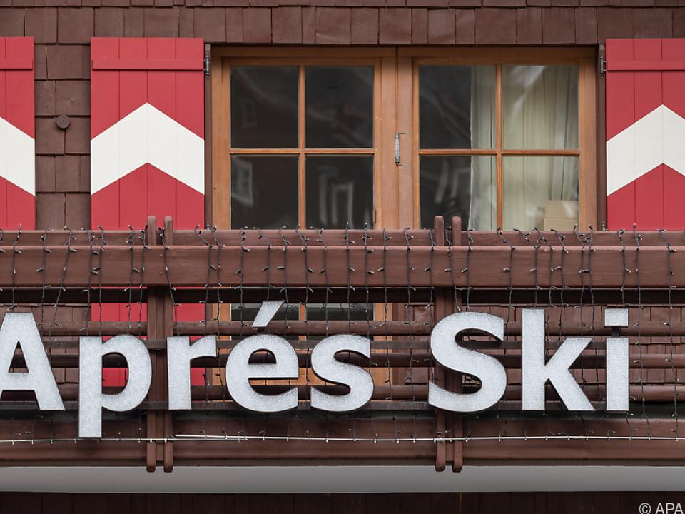 Besonders beim Apres Ski dürften sich viele angesteckt haben