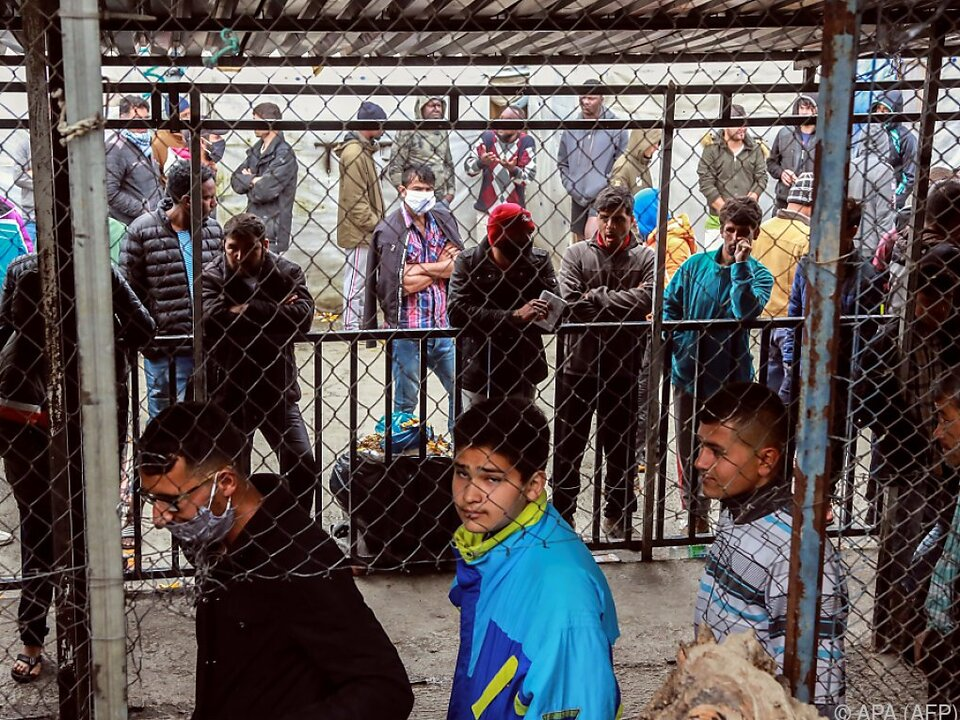 NRW: Land will hunderte Flüchtlinge aus griechischen Lagern aufnehmen
