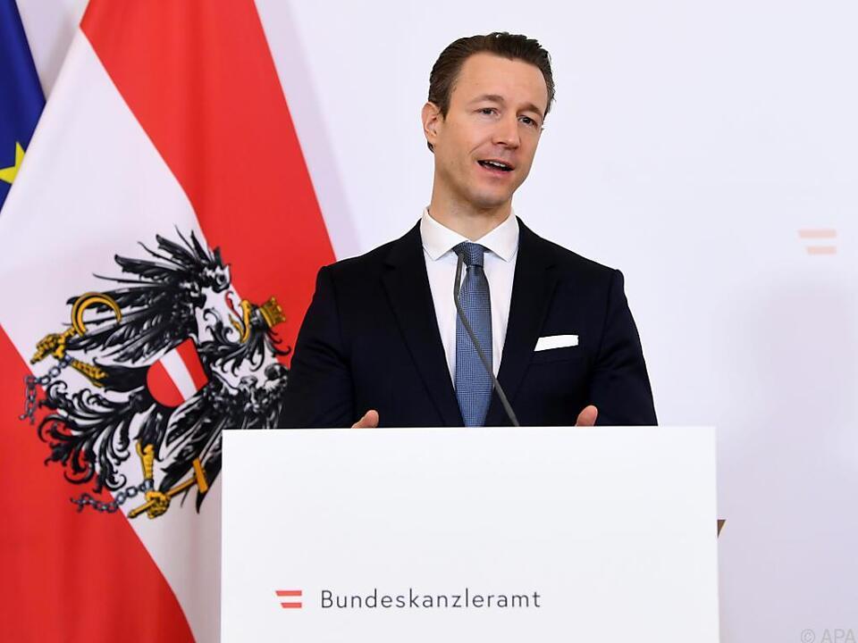 Blümel berät mit EU-Amtskollegen über gemeinsame Finanzinstrumente