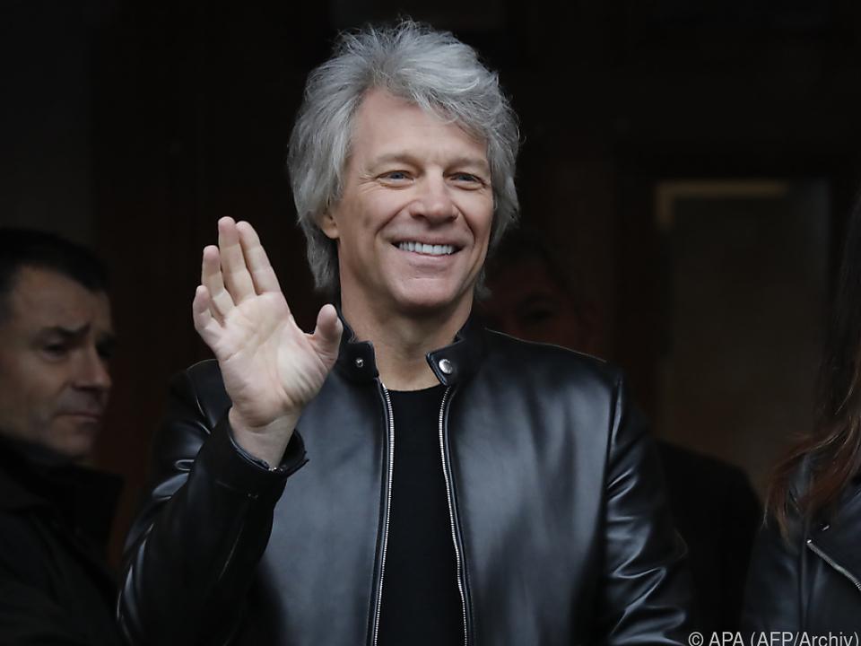Bon Jovi veröffentlicht bald sein 15. Studioalbum