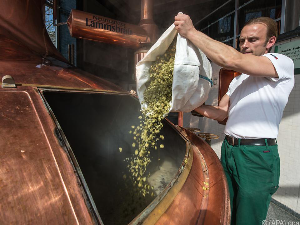 Brauerei in Bayern