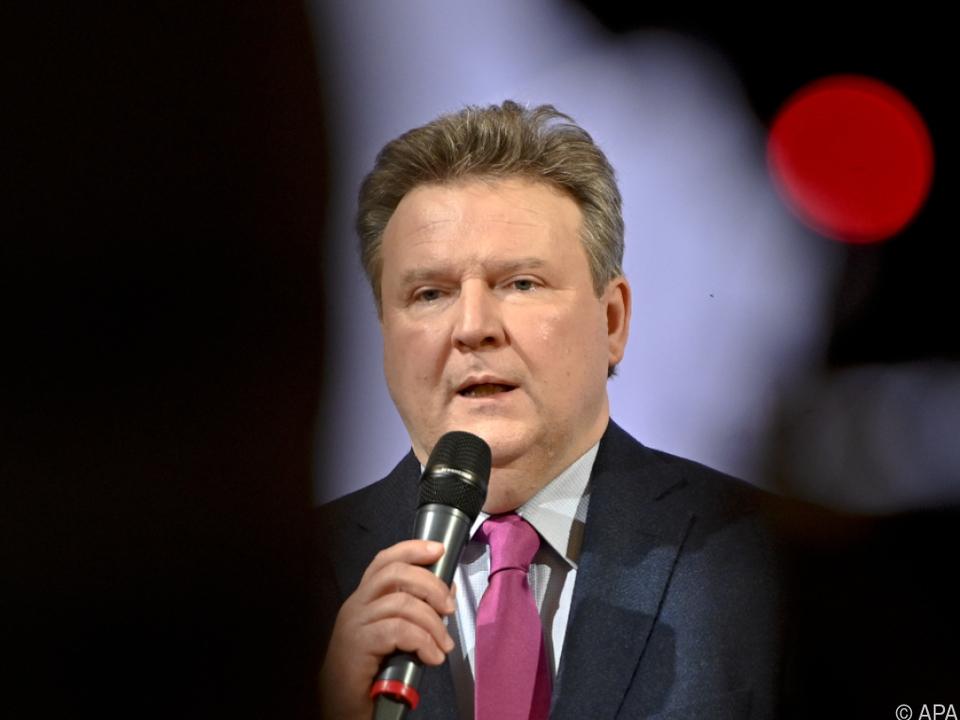 Bürgermeister Michael Ludwig hofft auf seine Wiederwahl