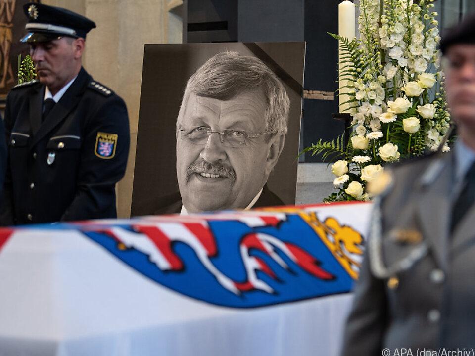 CDU-Politiker Lübcke wurde das Ziel eines rechtsgerichteten Terrors
