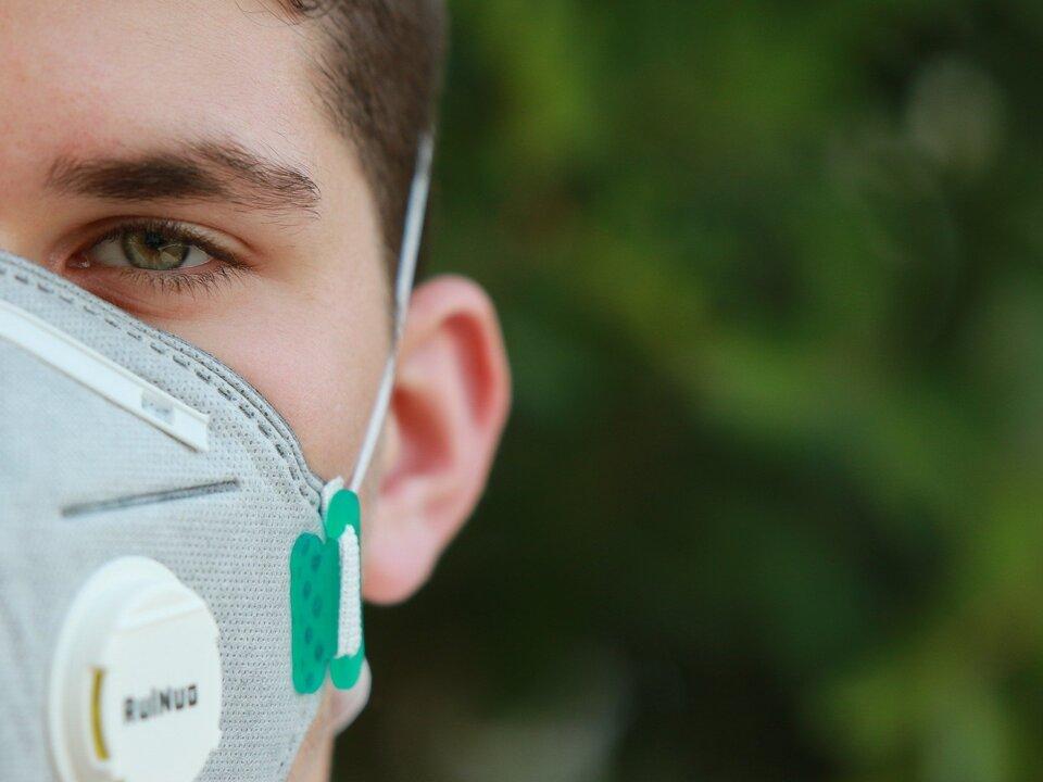 coronavirs Atemschutz Mundschutz
