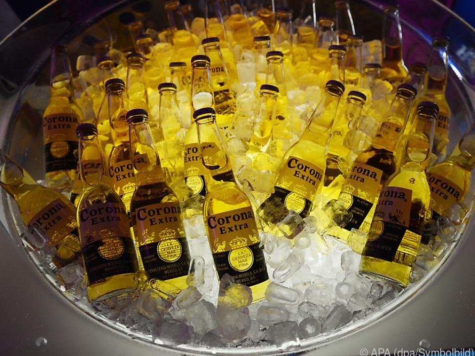 Corona Bier könnte demnächst knapp werden