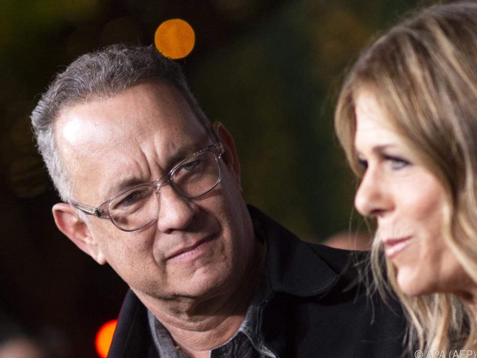 Das Ehepaar Hanks spendet sein Blut samt Antikörper