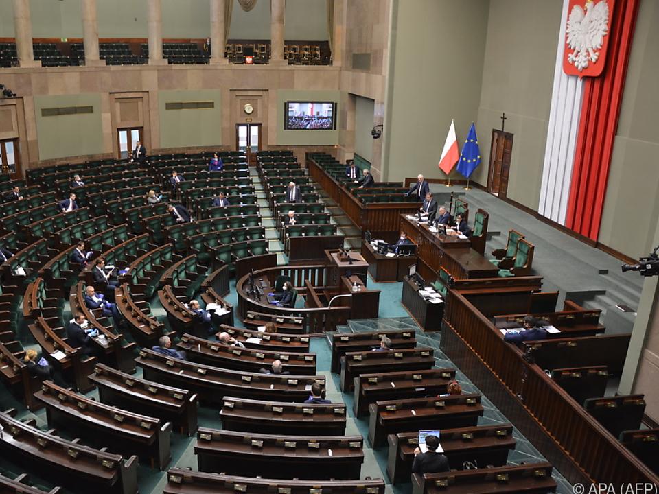 Das Parlament stimmte dem Pis-Vorschlag einer reinen Briefwahl zu
