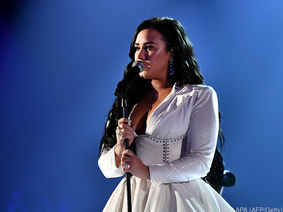 Demi Lovato kämpfte selbst mit psychischen Problemen